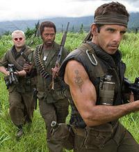 """Ben Stiller, Robert Downey Jr. e Jack Black estrelam paródia de """"Apocalipse Now"""""""